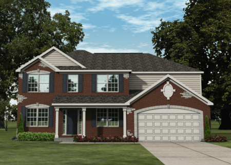 Stone Ridge by Lombardo Homes in Detroit Michigan