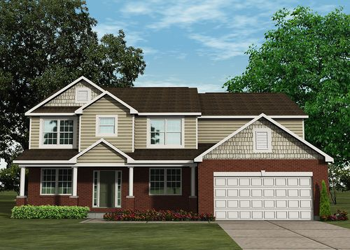 Falkirk by Lombardo Homes in Detroit Michigan