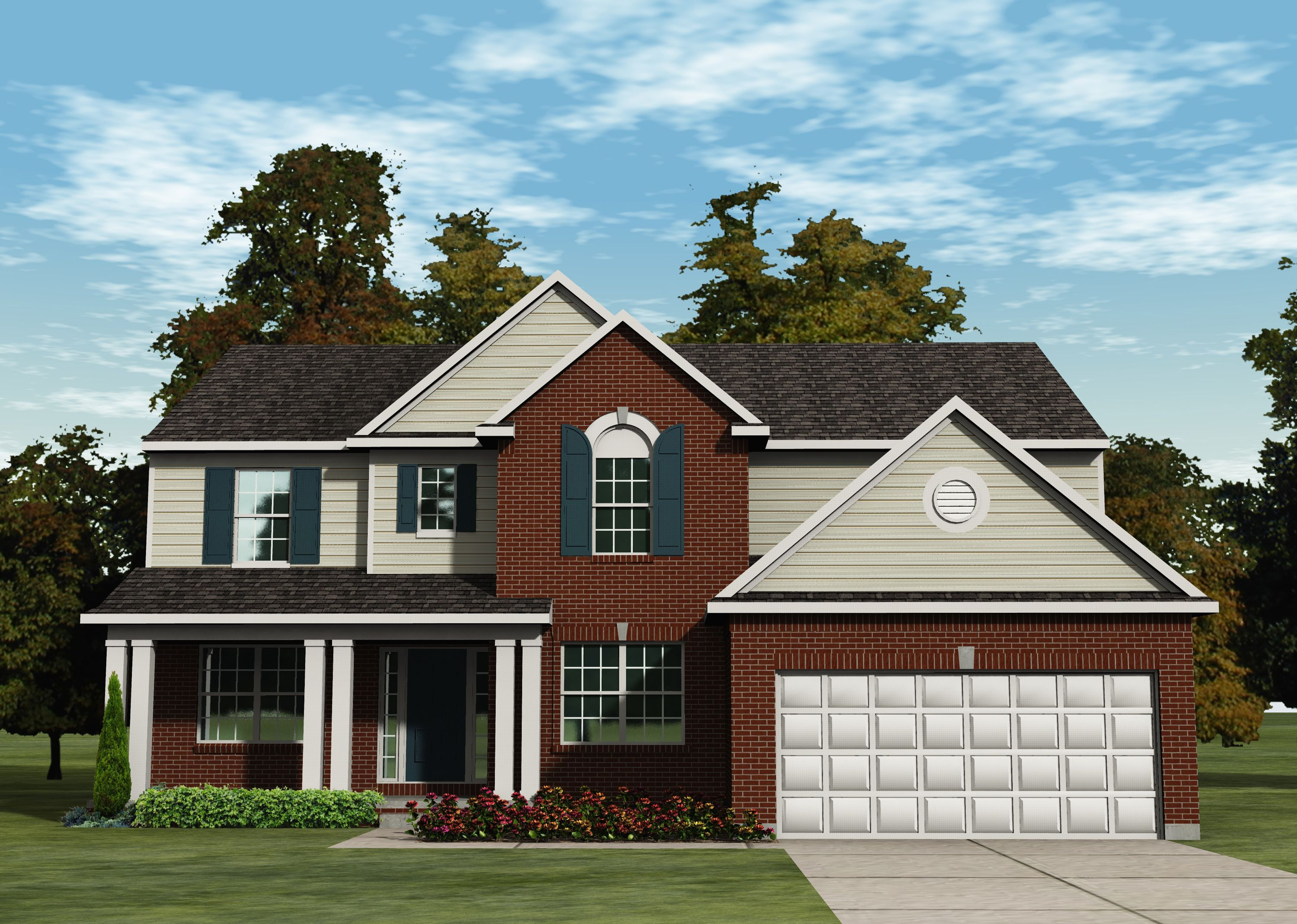 Lombardo homes wolverine country club estates the for Lombardo homes