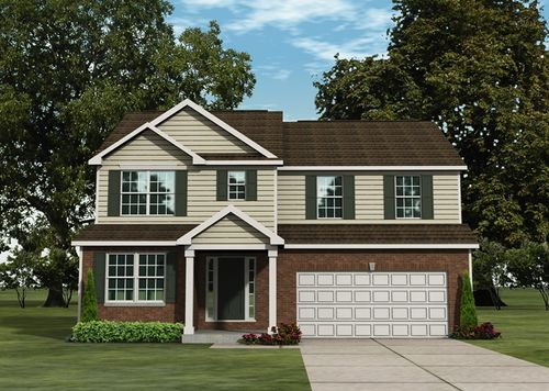 Legacy Estates by Lombardo Homes in Detroit Michigan