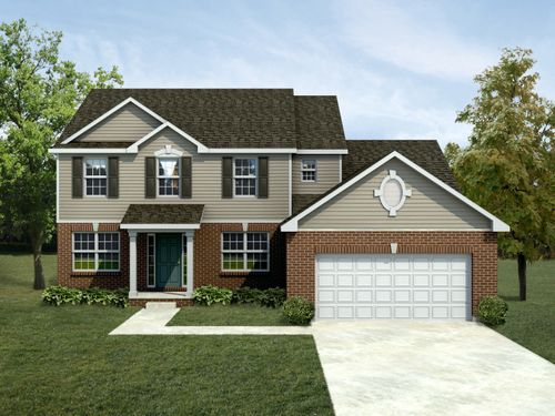 Legacy Farms by Lombardo Homes in Detroit Michigan