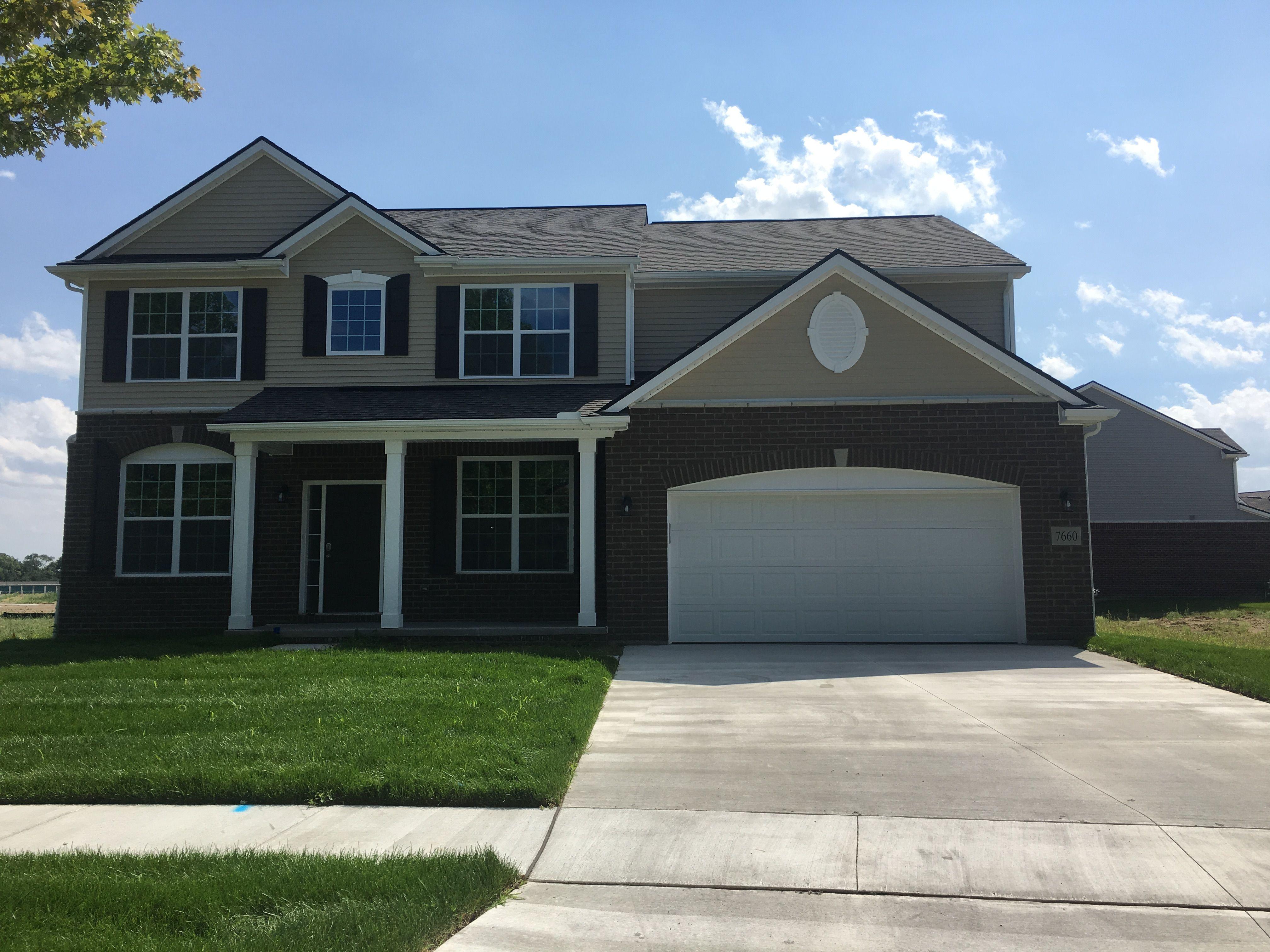 Clarkston new homes topix for Lombardo homes