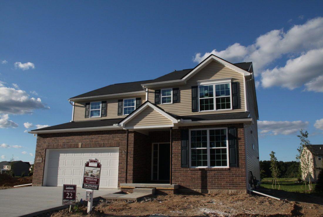 Belleville new homes topix for Lombardo homes
