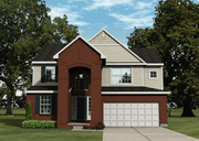 homes in Toussaint Meadows by Lombardo Homes