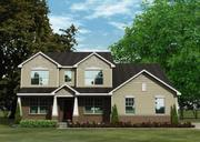 homes in Milton Meadows by Lombardo Homes