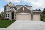 homes in Sommers Pointe by Lombardo Homes-STL