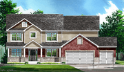 homes in Cypress Meadows by Lombardo Homes-STL