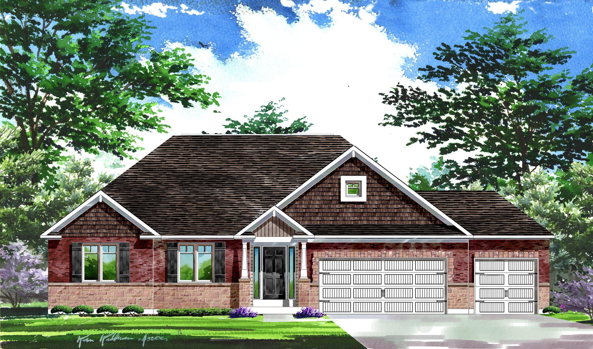 Lombardo homes stl stonemoor the porter 1157027 for Lombardo homes