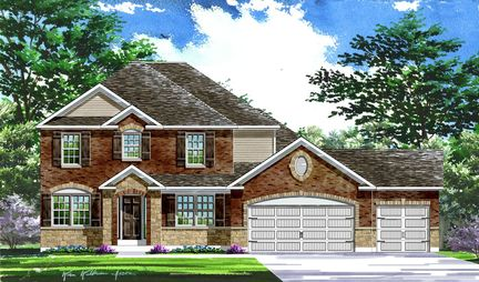 The Timberland - Stonemoor: Foristell, Missouri - Lombardo Homes-STL
