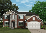 homes in Stone Meadows by Lombardo Homes-STL