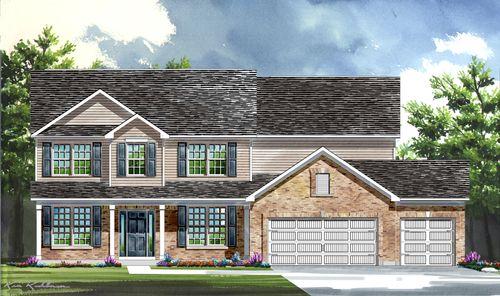 Oakhurst by Lombardo Homes-STL in St. Louis Missouri