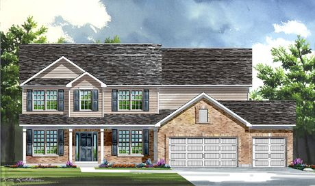 Oakhurst by Lombardo Homes-STL in