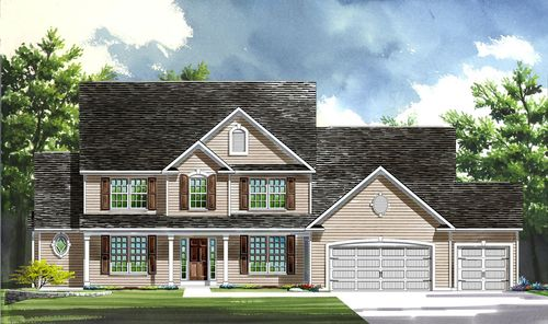 Timberleaf by Lombardo Homes-STL in St. Louis Illinois