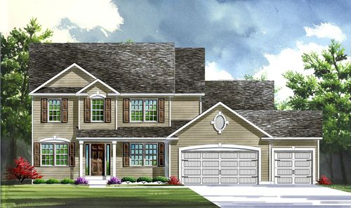 Brookside Estates by Lombardo Homes-STL in St. Louis Missouri