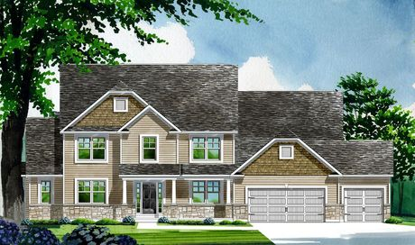Estates at Talbridge by Lombardo Homes-STL in