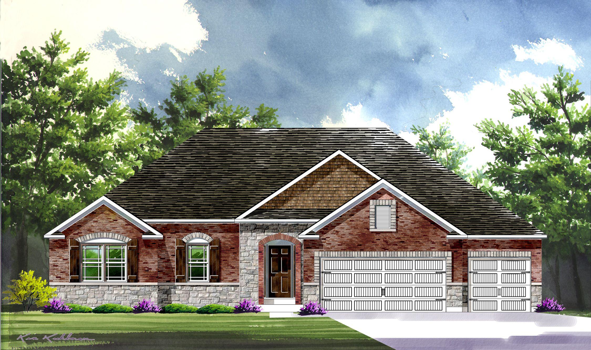 Homes For Sale In Boulder Ridge Wentzville Mo