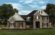 homes in East Hampton Woods by Lombardo Homes-STL
