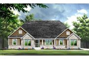 The Cascade - East Hampton Woods: Wentzville, MO - Lombardo Homes-STL