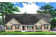 The Redwood - East Hampton Woods: Wentzville, MO - Lombardo Homes-STL