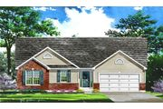 The Aurora - Pennial Park: Saint Peters, MO - Lombardo Homes-STL