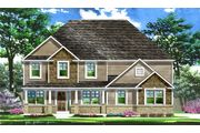 The Denali - Castlewood Estates: O Fallon, MO - Lombardo Homes-STL