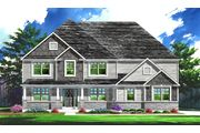 The Denali II - Castlewood Estates: O Fallon, MO - Lombardo Homes-STL