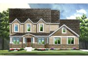 The Timberland - East Hampton Woods: Wentzville, MO - Lombardo Homes-STL