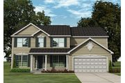 Forest - Pennial Park: Saint Peters, MO - Lombardo Homes-STL