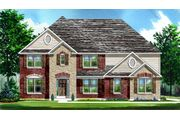 The Denali II - Austin Ridge: Saint Charles, MO - Lombardo Homes-STL