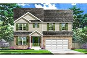 The Lakeland - Meadow at Springhurst: Greenfield, IN - Lombardo Homes