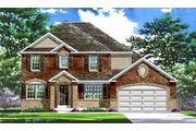 The Timberland - Meadow at Springhurst: Greenfield, IN - Lombardo Homes