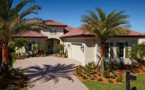 Mediterra by London Bay Homes in Naples Florida