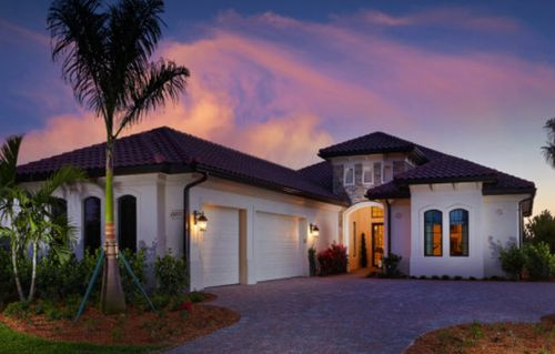 Mediterra by London Bay Homes in Naples Florida