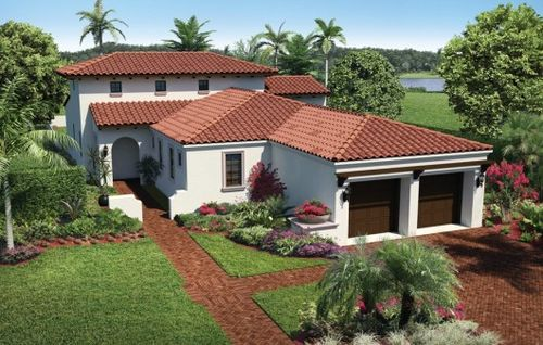 The Lake Club at Lakewood Ranch by London Bay Homes in Sarasota-Bradenton Florida