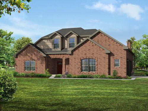house for sale in Mustang Creek by Riverside Homebuilders