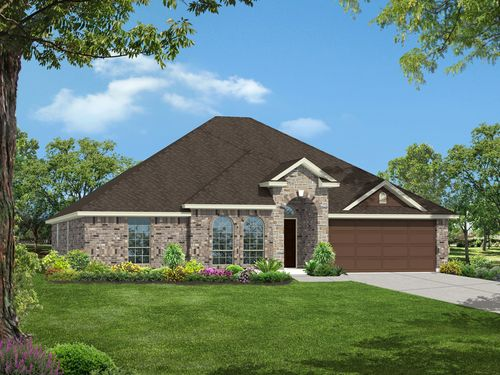 Stribling Square by Riverside Homebuilders in Fort Worth Texas