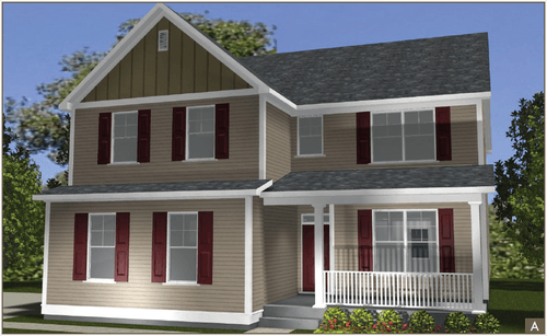 Foster's Glenn by Low Country Residential in Charleston South Carolina