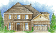 homes in The Oaks at Sturbridge by Lowder New Homes