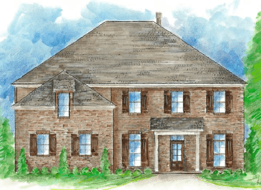 house for sale in The Oaks at Sturbridge by Lowder New Homes