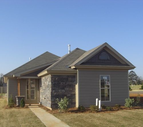 Grand Park by Lowder New Homes in Montgomery Alabama