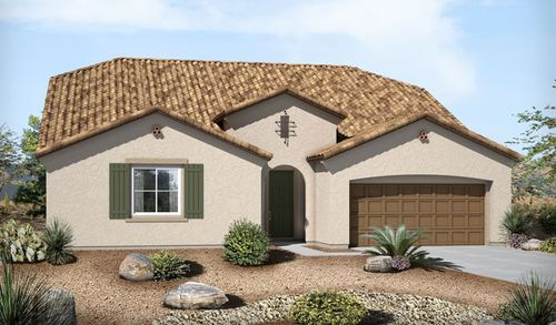 Foothills at Rock Springs by Richmond American Homes in Phoenix-Mesa Arizona