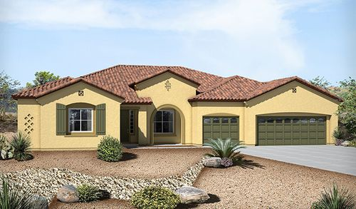 La Jara Farms by Richmond American Homes in Phoenix-Mesa Arizona