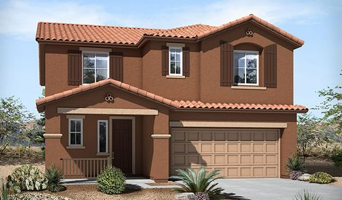 Villas at Montana Vista by Richmond American Homes in Phoenix-Mesa Arizona