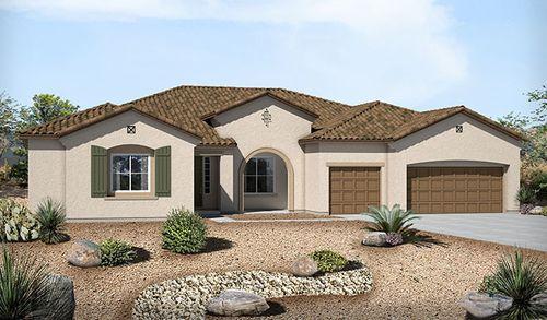 Bethany Estates by Richmond American Homes in Phoenix-Mesa Arizona