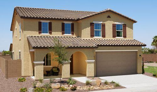 Canyon Trails by Richmond American Homes in Phoenix-Mesa Arizona