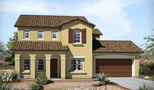 Cascade at Marley Park by Richmond American Homes in Phoenix-Mesa Arizona