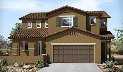 Del Rio Ranch II by Richmond American Homes in Phoenix-Mesa Arizona