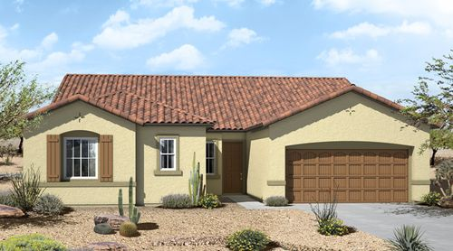 Desert Vistas at Cortessa by Richmond American Homes in Phoenix-Mesa Arizona