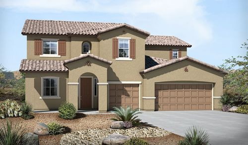 Paseo Pointe by Richmond American Homes in Phoenix-Mesa Arizona