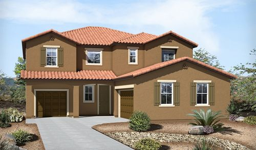 Sienna Hills by Richmond American Homes in Phoenix-Mesa Arizona